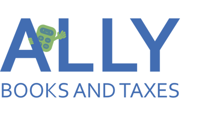 Ally Books and Taxes